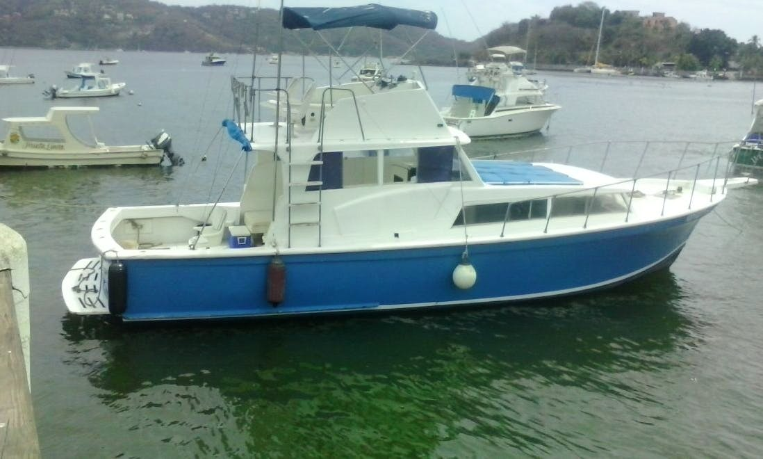 Fishing Tours, Snorkeling and Cruising From Ixtapa Zihuatanejo, Mexico