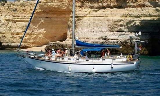 Classic Sailboat Charter in Albufeira