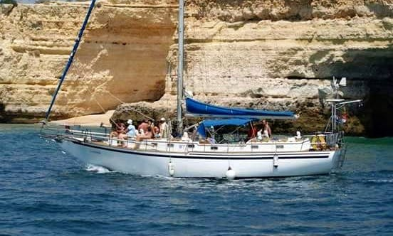 Classic Sailboat Charter in Albufeira