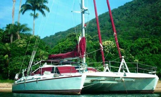 Catamaran 43 - Angra Dos Reis, Rio De Janeiro