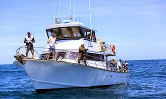 Fishing Trips in White Island, Ohepe