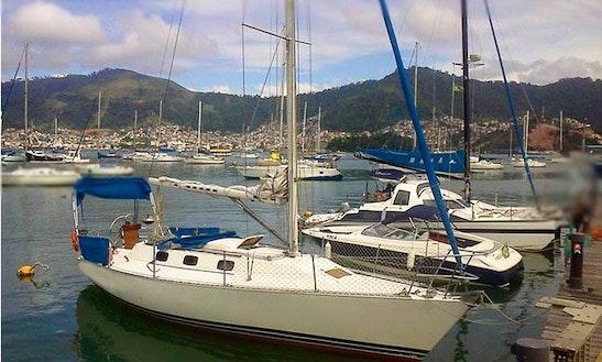 Veleiro Velamar 34 Sailing Yacht In Angra Dos Reis/paraty Charter Dos Reis