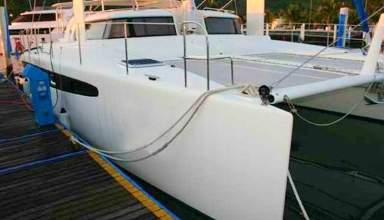 Cruising Catamaran Charter In Angra Dos Reis