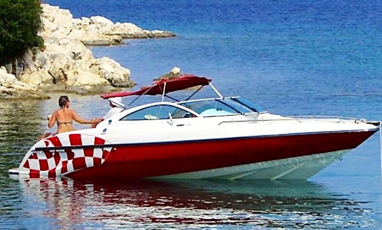 Rent a Bowrider in Lefkada, Greece