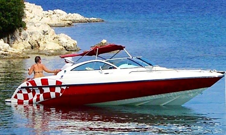 Rent a Bowrider in Lefkada, Greece