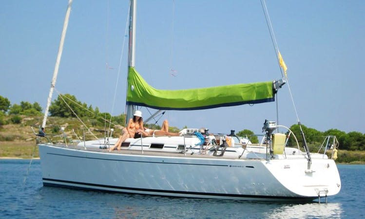 Charter a Cruising Monohull in Chalkidiki, Sporades Islands, Greece