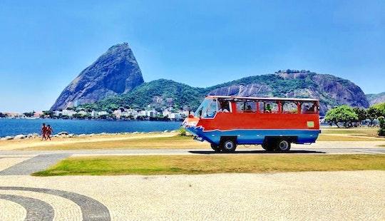 Amphibious Bus Gunabaa Bay - Rio De Janeiro