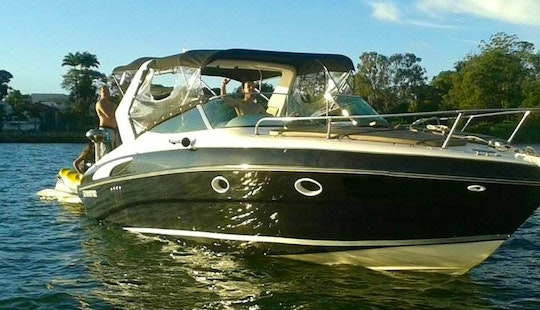 33' Speedboat Rental In Brazil
