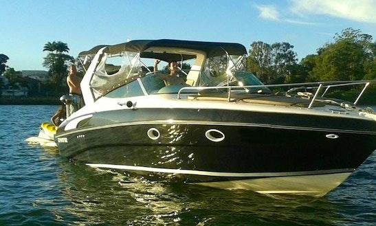 33' Speedboat Rental In Brazil