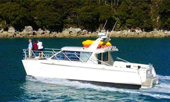 Catamaran Rental In Motueka