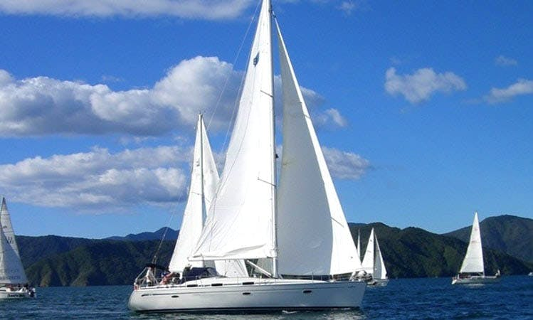 42ft Cruising Monohull Charter in Picton, New Zealand