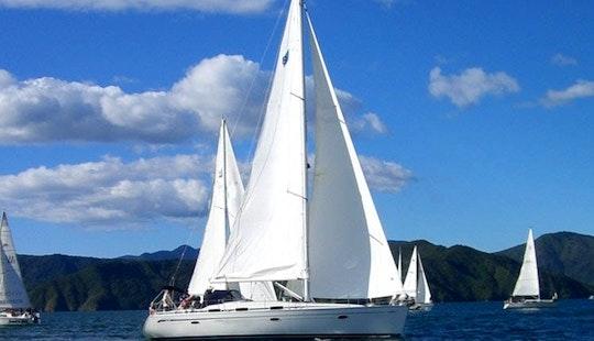 42ft Cruising Monohull Charter In Picton, New Zealand