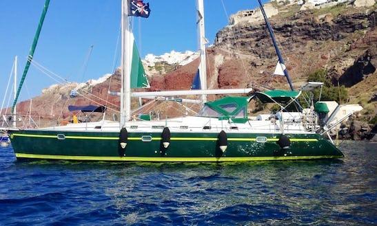 Sailing Tours In Santorini