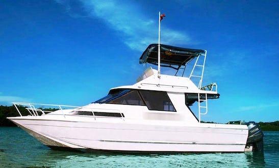 Fishing Charter Rental In Cuvu, Sigatoka, Fiji