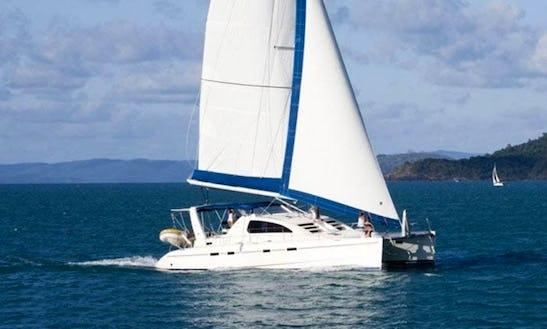 Sailing 'sundowner' Leopard 4300 Charter In Marmaris