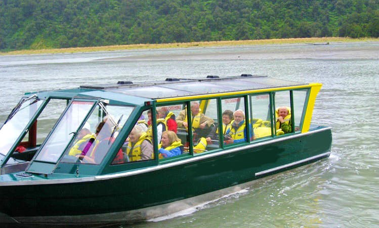 Passenger Boat Hire in Haast, New Zealand