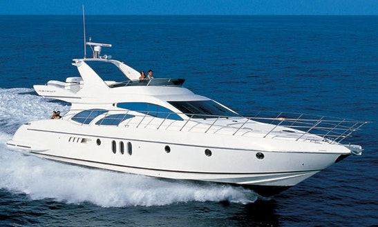 Charter The Azimut 62 Fly In Sorrento