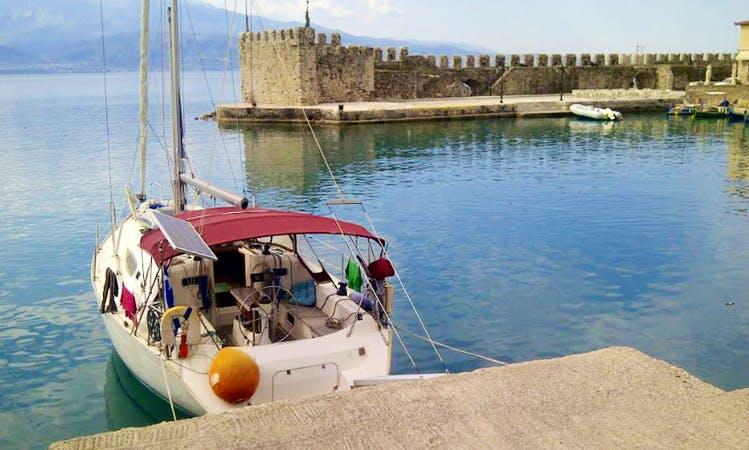 Sailboat Charter Kalamata, Greece