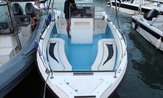 150hp Tornado Speedboat In Cyprus, Poli Crysochous