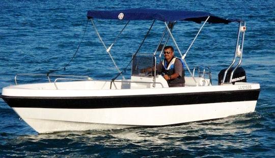 40hp Amathunta Speedboat In Cyprus, Poli Crysochous