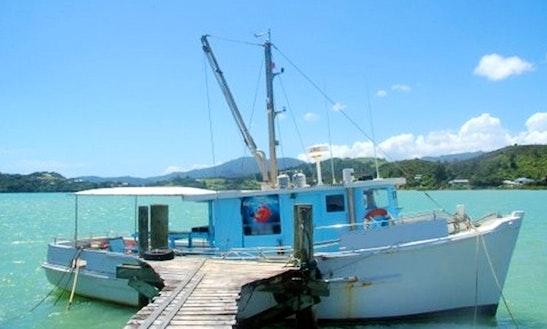 Hardwood Trawler