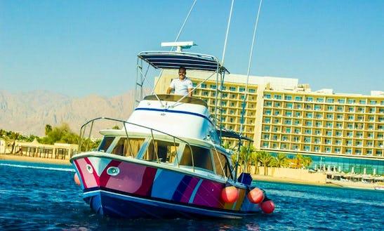 Charter Pride Of Ayla Motor Yacht In Amman, Jordan
