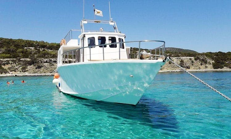 Enjoy 3 hours Cruising in Poli Crysochous, Cyprus