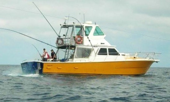 Sport Fishing Charter In Bermagui