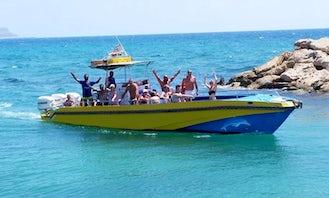 Dolphin Boat Safari in Ayia Napa