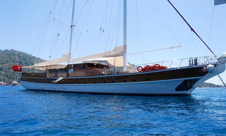 Socio Tours - Big Gulet 22 Passanger 10 Cabins 39 m Turkey
