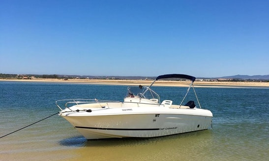Jeanneau Cap Camarat 625 Rental In Algarve