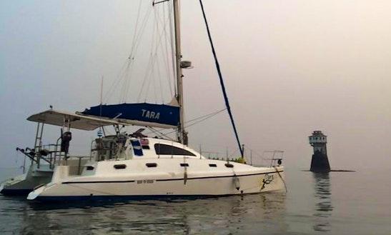 Charter Tara Cruising Catamaran In Mumbai, Maharashtra