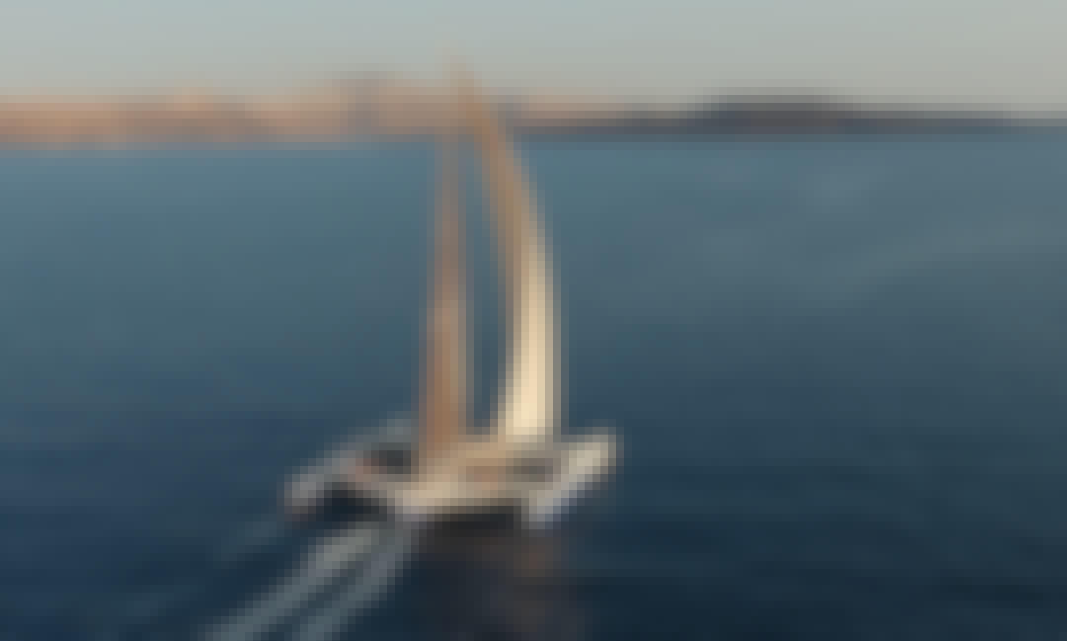 Orma60 Sailing Trimaran Rental in Vlichada