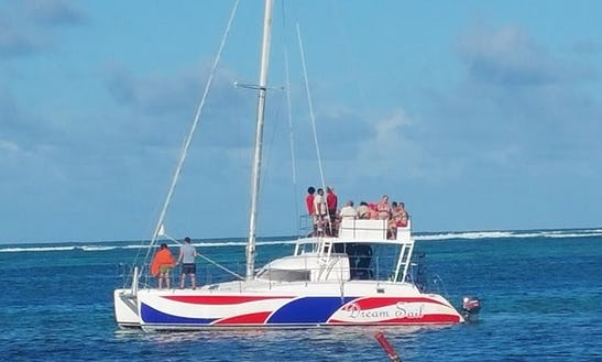 Cruise With Your Friends In Punta Cana, Dominican Republic On A Catamaran