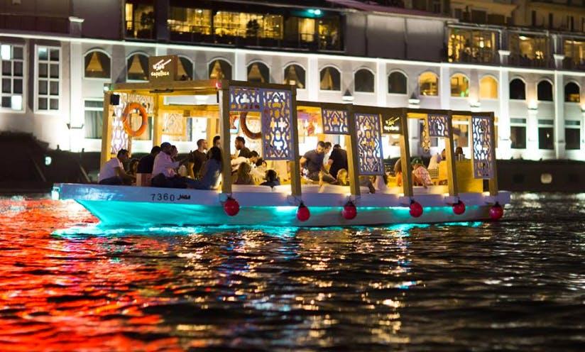 Cafelluca Boat Center, North Coast, Alex, Egypt