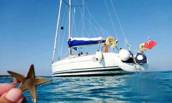 40 First Beneteau Sailing Yacht Charter In Paphos