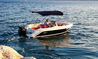 Deck Boat rental in Živogošće
