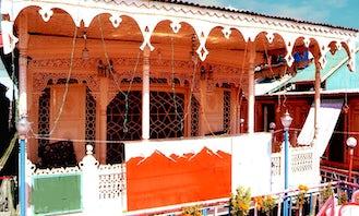 "Charter ""Aziz Palace"" Houseboat in Himachal Pradesh, India"