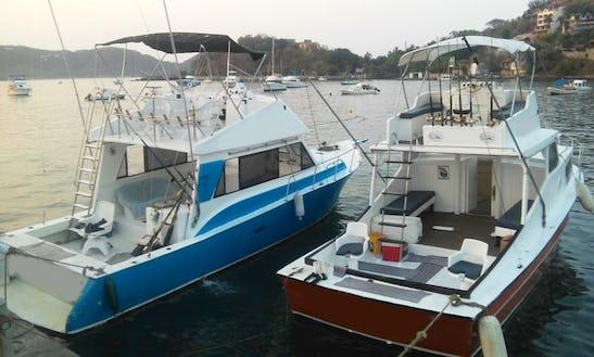 Ixtapa Zihuatanejo Fishing Charters