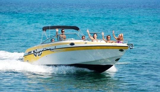 Mediterranean Vip Cruise & Vip Fishing In Ayia Napa