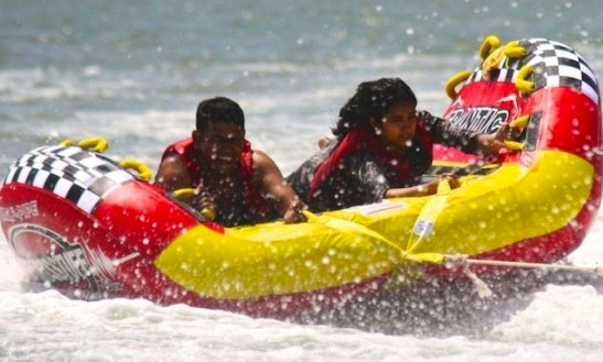 Enjoy Tubing In Malvan, Maharashtra