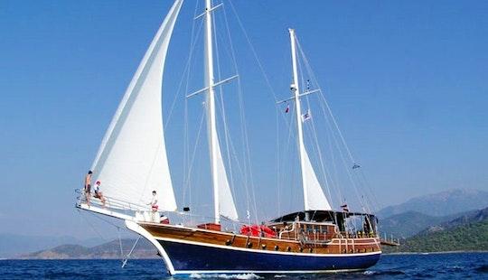 Cheap Gulet 14 Passanger 24 Meter In Turkey