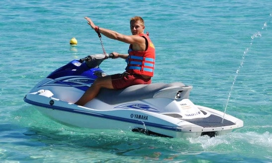 Rent A Jet Ski In Nikiti, Greece