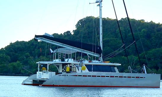Charter 53' Cruising Catamaran In Paje, Tanzania