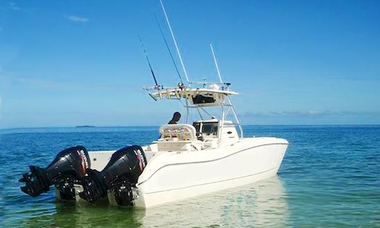 Enjoy Fishing In Paje, Tanzania On Reel Time Power Catamaran
