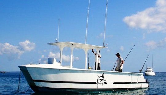 27' Fishing Boat In Nungwi