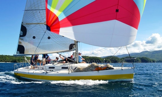 Sailing Yacht Charter Philippines