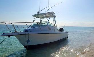 37' Sport Fisherman Fishing Charter in Dar es Salaam
