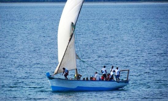 Sunset Sail Charter In Ilha De Moçambique