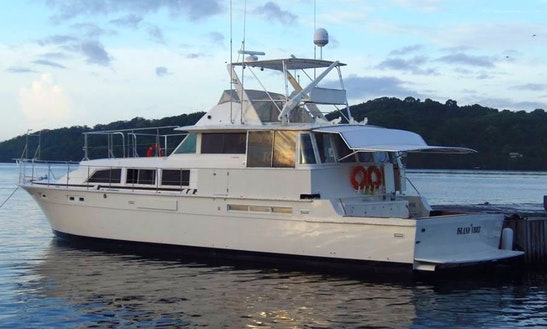 Charter A Motor Yacht In San Juan, Trinidad And Tobago